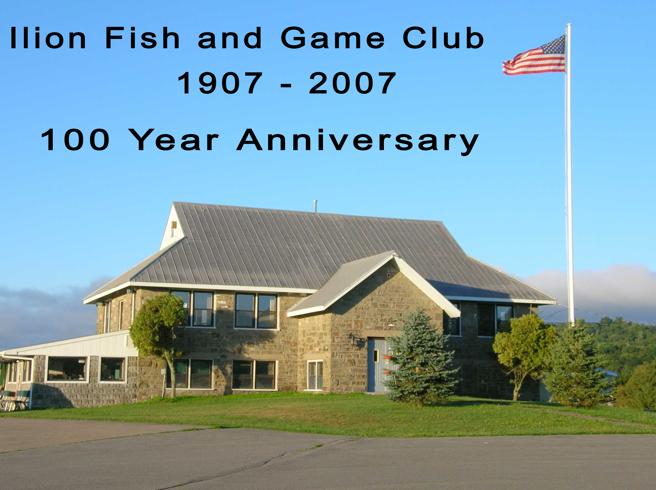 Ilion fish and game club for Fish and game